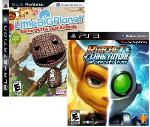 Little Big Planet and Ratchet & Clank