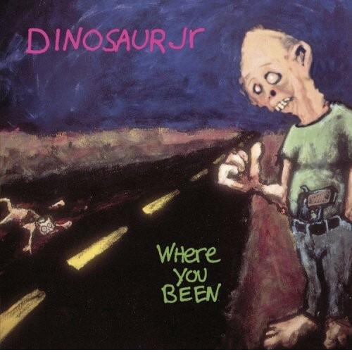Dinosaur Jr - Where You Been cover